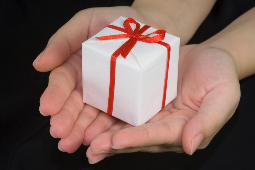 Рисунок лучший подарок это подарок сделанный своими руками