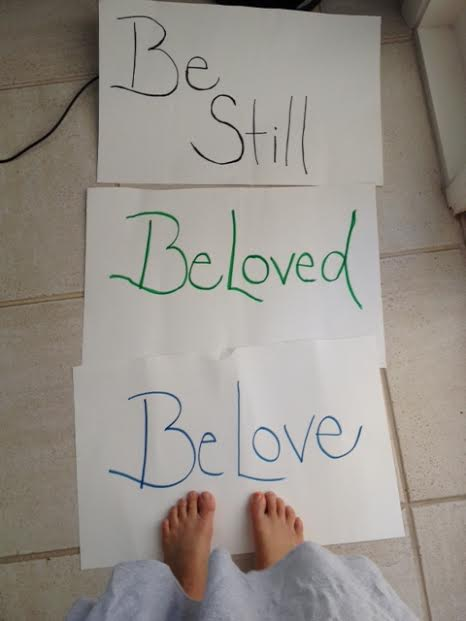 Be still beloved