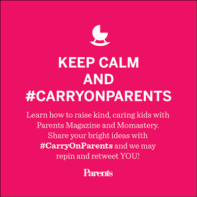 #CarryOnParents