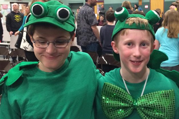 frog-costume