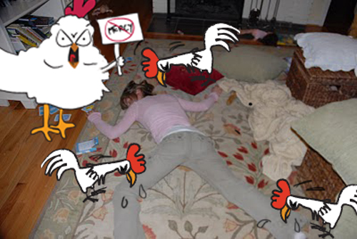 chickens-pecking-500