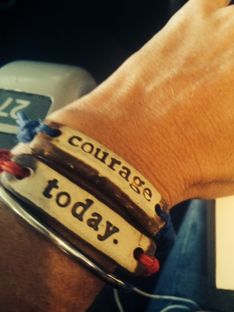 courage today