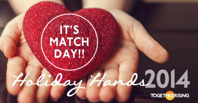 It's Match Day!
