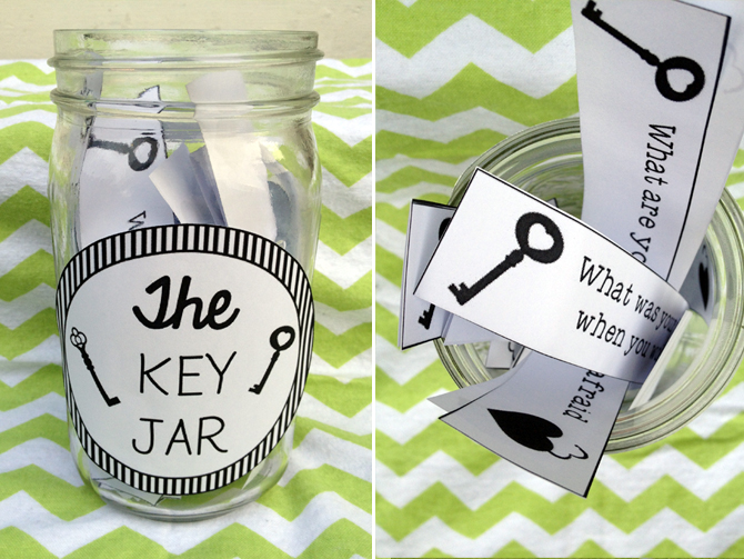 The Key Jar