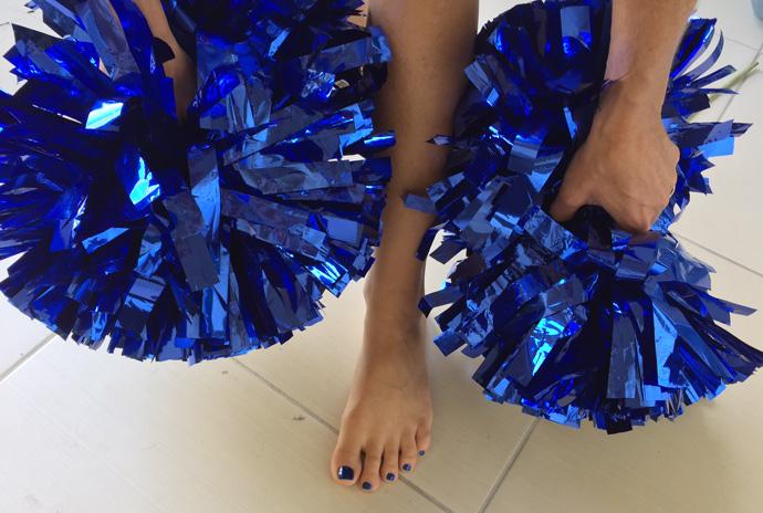 Rising Strong toenails