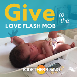 Donate Now | LOVE FLASH MOB