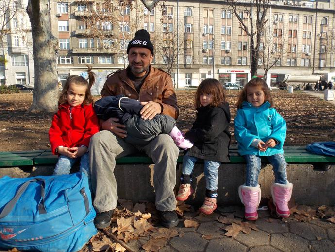 family-in-park