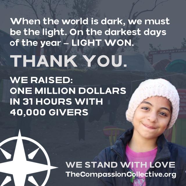 Thank You! Light WON