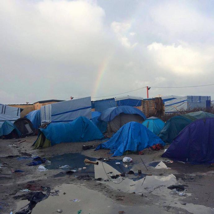 rainbow-tents