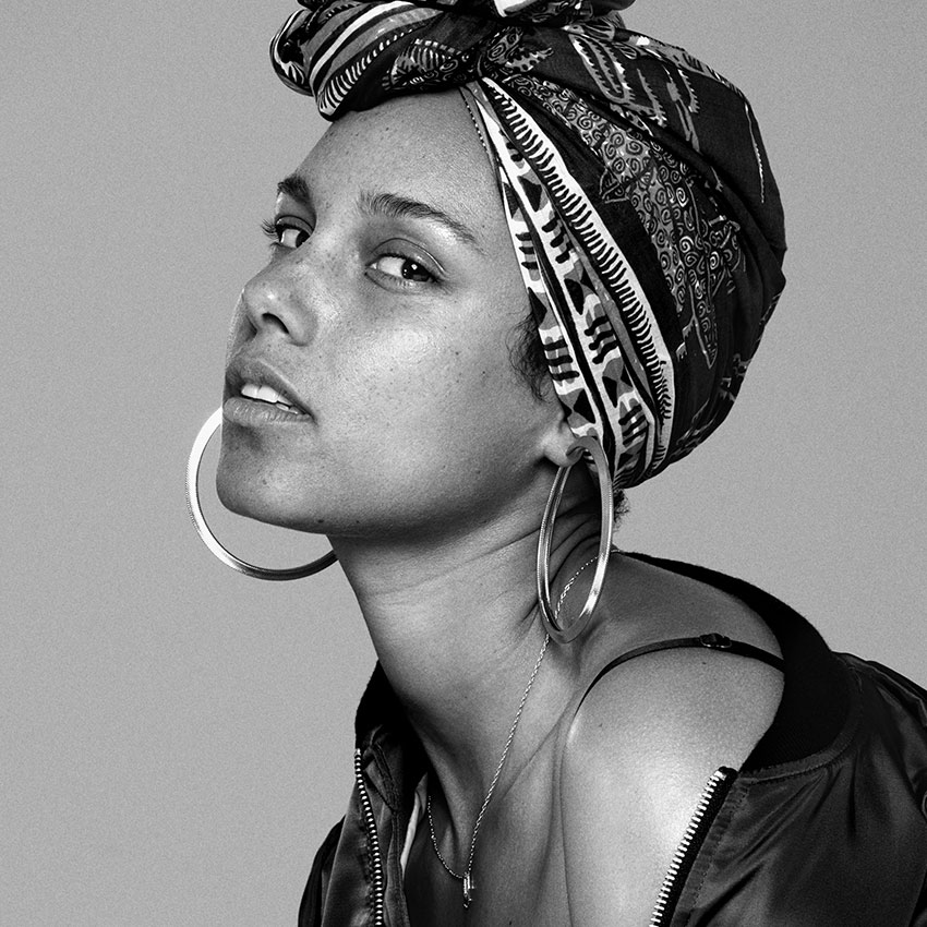 Empire State Of Mind Pt 2 Alicia Keys: The World Needs A Love Story. Together, We Will Tell Ours
