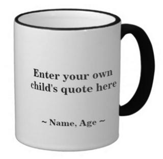 Custom Zazzle Mug